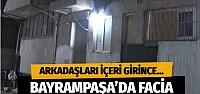 Bayrampaşa'da soba faciası: 3 ölü