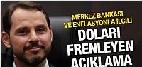 Berat Albayrak'tan flaş Merkez Bankası ve enflasyon açıklaması