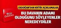 Cumhurbaşkanı Erdoğan'dan gündeme dair çok kritik çıkışlar!