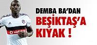 DEMBA BA'DAN BEŞİKTAŞ'A KIYAK !