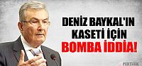 Deniz Baykal'ın kaseti için bomba iddia!