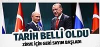 Erdoğan 23 Ocak'ta Rusya'ya gidiyor