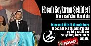 Hocalı Soykırımı Şehitleri Kartal'da...