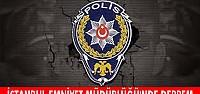 İstanbul Emniyet Müdürlüğü'nde deprem!...