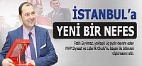 İstanbul'a Yeni Bir Nefes !
