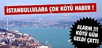 İSTANBUL'UN BARAJLARI ALARM VERİYOR