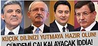 Kemal Kılıçdaroğlu Abdullah Gül'e ne...