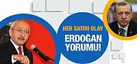 Kılıçdaroğlu'ndan her satırı olay Erdoğan yorumu!