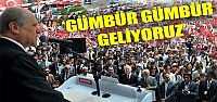 MHP Kırşehir mitingi