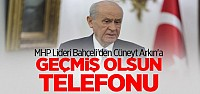 MHP Lideri Bahçeli'den, Cüneyt Arkın'a...