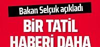 Milli Eğitim Bakanı Ziya Selçuk açıkladı!...