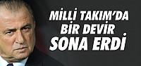 MİLLİ TAKIM'DA VOLKAN DEMİREL DEVRİ KAPANDI !