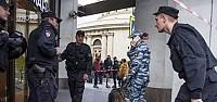 Moskova'da bomba alarmı! 30 binden fazla kişi tahliye edildi