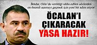 Öcalan'ı serbest bırakmak için düğmeye basıldı