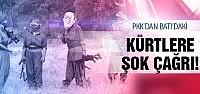 PKK'dan Batı'daki Kürtlere şok çağrı!
