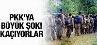 PKK'nın şehir planı bozuldu! Kaçıyorlar