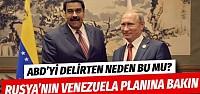 Rusya'nın Venezuela planı! ABD'yi kızdıran olay bu mu?
