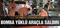 Sultanbeyli'de karakola bombalı saldırı!