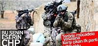 Terörle mücadele yasası çalışmasına HDP karşı çıktı