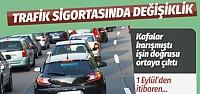 Trafik Sigortası'nda tüm sürücüleri ilgilendiren önemli değişiklik araç alacaklar dikkat
