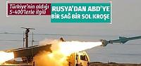 Türkiye'nin aldığı S-400'ler! Rusya'dan...