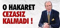 UĞUR DÜNDAR'A HAKARET CEZASIZ KALMADI !