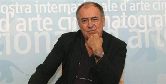 Venedik'te Jüri Başkanı Bernardo Bertolucci