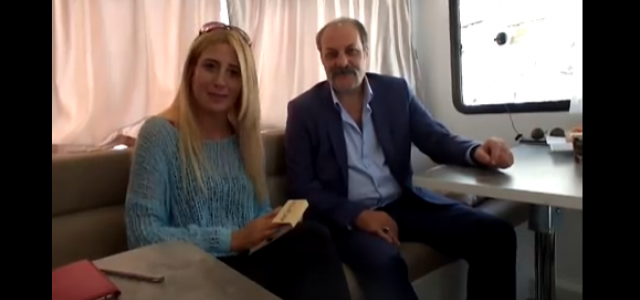 Paramparça dizisinin Burhan'ı Taner Turan'la