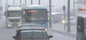 İstanbul'da şiddetli sağanak yağmur