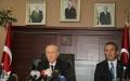 MHP Genel Başkanı Devlet Bahçeli Çamlıca Gişelerinde Karşılama